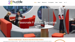 New Huddle Designs Website launched!